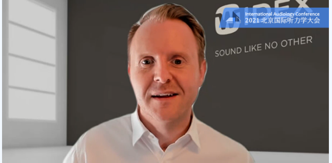 Oliver Townend:助听器声音处理技术:降低延迟和个性化AI
